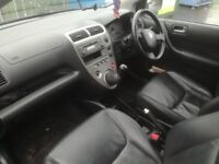 Honda Civic 1.6 petrol 110hp