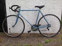 Vintage Road/ Racing Bike - 1980s French Motobecane