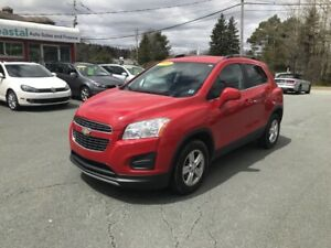 2014 Chevrolet Trax LT - AWD (Finance from $68 weekly, OAC)