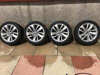 """18"""" Vauxhall Alloys"""