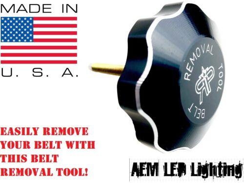 Billet Belt Removal Tool for Polaris RZR XP Turbo RS1 Ranger Snowmobile 2875911