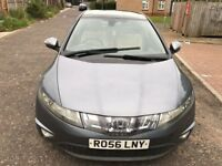 2006 Honda Civic 2.2 i-CTDi ES Hatchback 5dr Manual @07445775115