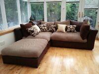 Madison DFS corner sofa