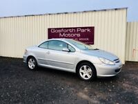 Peugeot 307cc Convertible (2005) *Great Value *£975