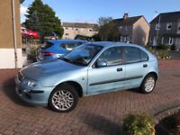Rover 25 1.6 iL Stepspeed 5dr Automatic