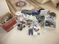 PC drives, keyboards, PCBs, Pc Games, Leads + Loads of odds and ends