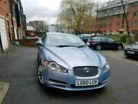 jaguar xf 2010 51000 miles 3.0.d