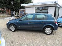 Vauxhall Astra 1.8 Auto