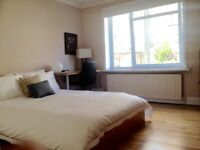 HUGE AND SUNNY DOUBLE ROOM IN LUXURY FLAT (EVERYTHING INCLUDED)