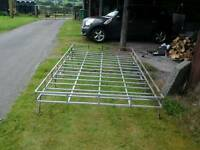 Land rover roof rack
