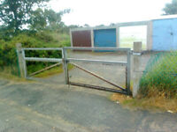 Garage to let Donmouth road Aberdeen