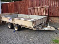 Ifor williams 12ftx6ft trailer