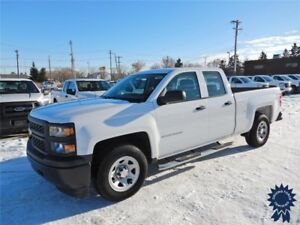 2014 Chevrolet Silverado 1500 Double Cab 2WD Short Box