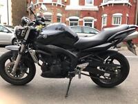 Yamaha fz6 fazed 600cc