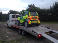 Breakdown And Accident Recovery Service Covering Heathrow, Hayes, Southall,Uxbridge and Surrounding