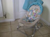 Rocking chair for baby (by Graco)