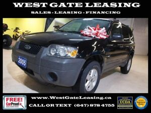 2005 Ford Escape XLS | AUTOMATIC | CERTIFIED |