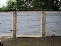 Garage in quiet cul-de-sac in Harborne