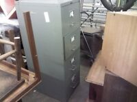 Metal Filing Cabinet - can be delivered also