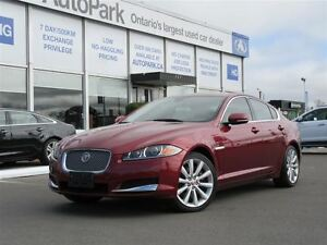 2014 Jaguar XF XF 3.0L V6 SC AWD| Navi| sunroof| Bluetooth