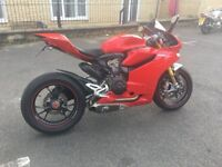 DUCATI PANIGALE 1199S ABS