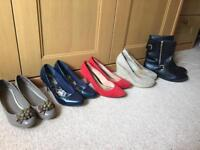 Size 6-7 shoe collection