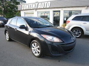 2011  Mazda3 GX automatique tout equipé financement FACILE