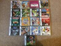 Nintendo DS games £4 each