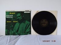 Rare Jazz Record. Zoot Sims Down Home. Black and Gold Parlophone Label Bethlehem series PMC1169 O