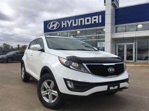 2014 Kia Sportage LX 1 OWNER, DEALER MAINTAINED