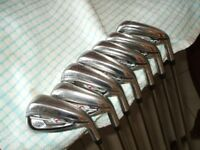 REDUCED PRICE CALLAWAY XR PRO IRONS