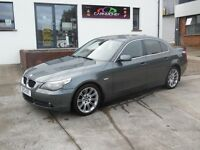 2005 BMW 523iSE AUTO SUPERB CONDITION FULL HISTORY AND MOT !!!