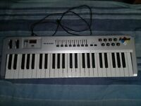 M-Audio Radium Midi Keyboard 4 Octaves
