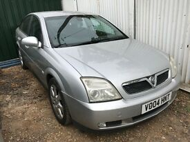Vauxhall vectra silver petrol 1.8 breaking for parts / spares