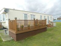 3 bedroom caravan to let in clacton on sea st osyths beach essex