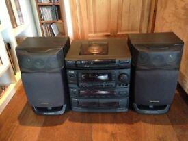 Aiwa Z-1500 stereo