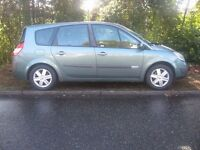 2005 RENAULT GRAND SCENIC 1.6 7/SEATER 69000 MILES £395 MOT PART X