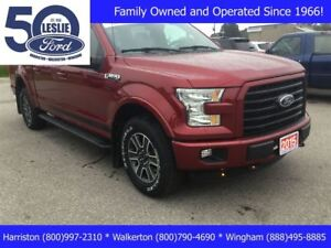 2015 Ford F-150 XLT | Sport | One Owner
