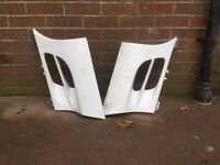 Toyota mr2 mk2 side vents
