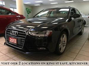 2013 Audi A4 Premium | NAVIGATION | SUNROOF | LEATHER