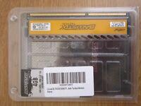 Ballistix Crucial 4GB 1600mhz RAM memory