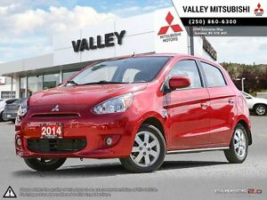 2014 Mitsubishi Mirage SE-HEATED SEATS, AC, BLUETOOTH