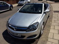 Vauxhall Astra TwinTop lovely Car - FSH *Major Price Reduction*