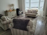 New sofa and 2 chairs
