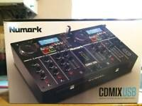 Numero twin deck mixing player