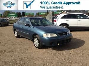 2002 Nissan Sentra XE Amazing Value!!