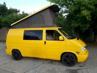 Vw Transporter T4 2.5 Tdi 102 BHP Reimo Pop Top 2003/03