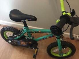 Marvin the monkey bike