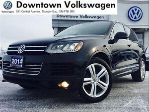 2014 Volkswagen Touareg H-Line & R-Line -