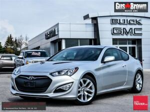 2013 Hyundai Genesis Coupe Leather